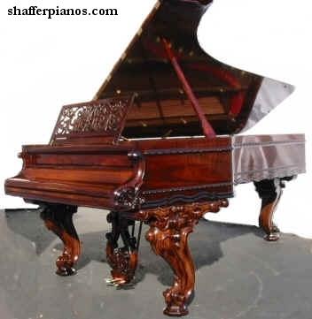 Antique Pianos For Interior Design Sale Or Restoration Of Rebuilt